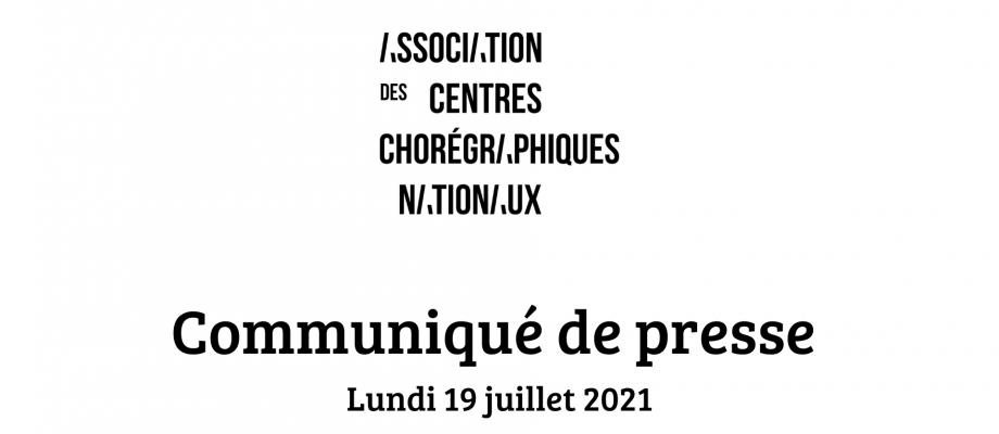 ÉLECTION DU BUREAU DE L'ACCN / COMMUNIQUÉ DE PRESSE