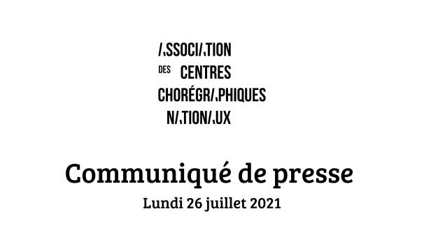 Communiqué de presse du 26 juillet 2021 • Égalité femme-homme